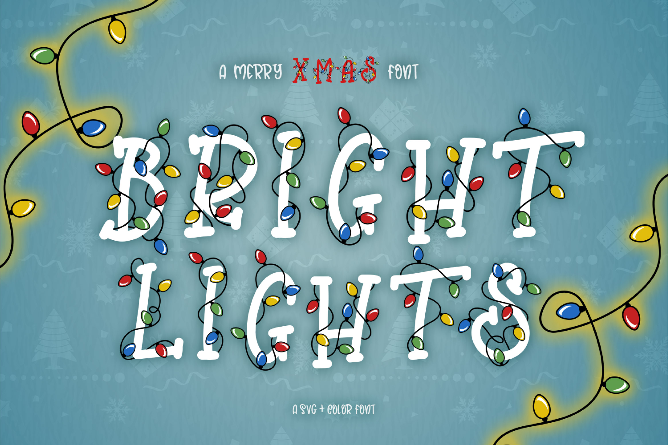 Bright Lights by HerCraftStudio