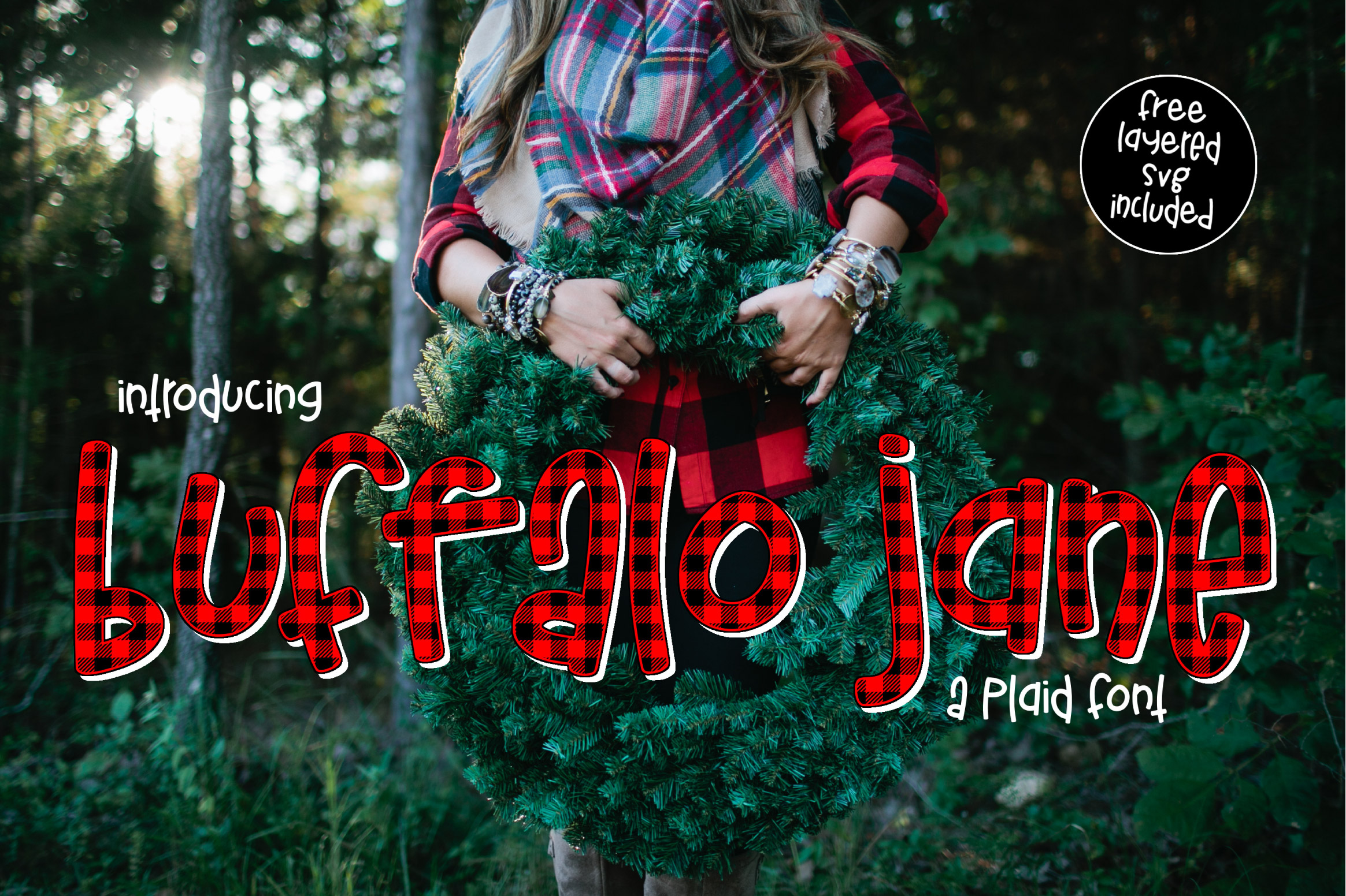 Buffalo Jane by Kitaleigh